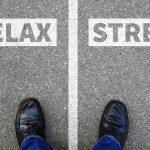治癒経過に大きな差が。ストレスのコントロールできていますか?