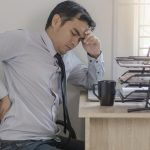 ストレスが3ヶ月続くと腰痛になる⁉︎