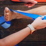 捻挫の再発を防ぐ超簡単な評価方法