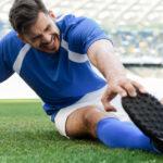 『足がつる』メカニズムと治すための施術方法