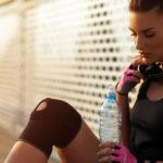 膝関節の慢性疼痛の原因は膝サポーター